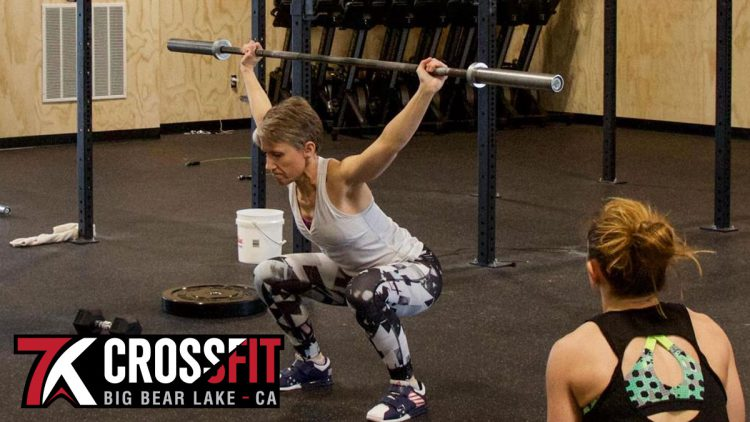 Menopause Through CrossFit