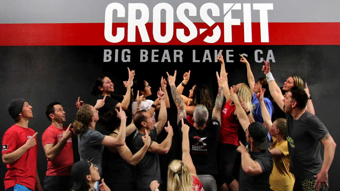 CrossFit Open at 7K was too much fun