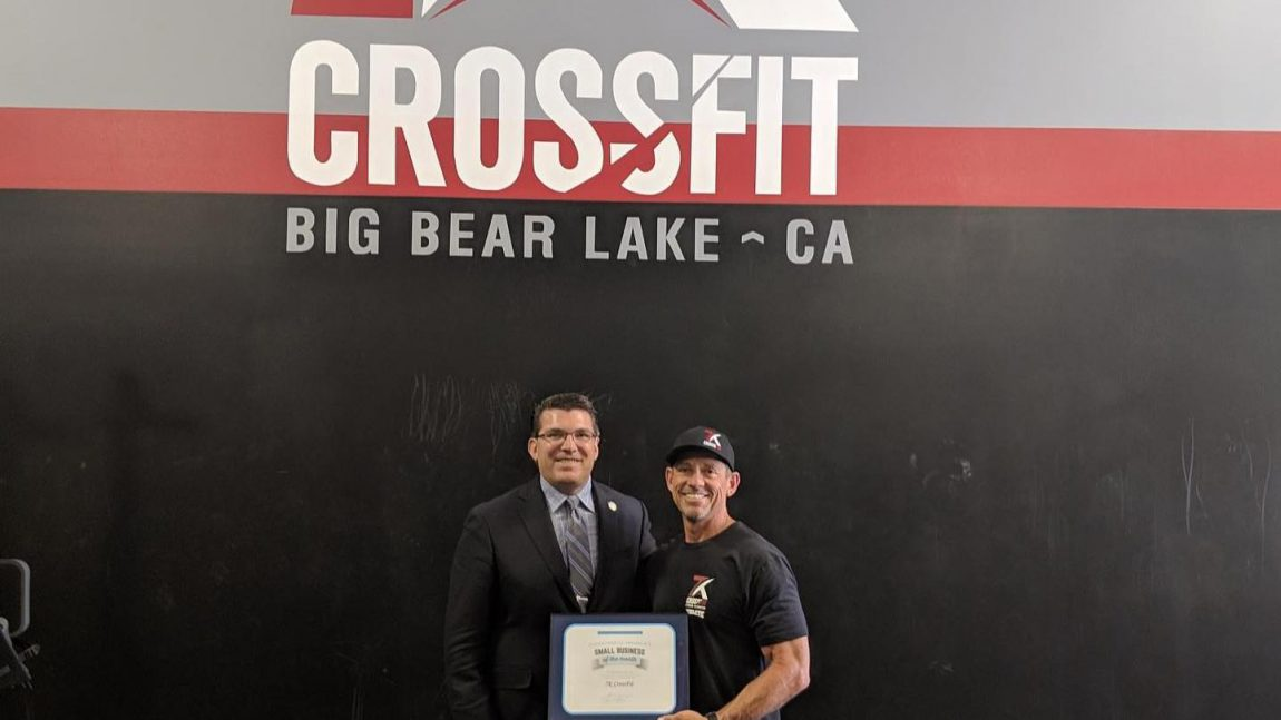 Assemblyman Jay Obernolte Honors 7K CrossFit