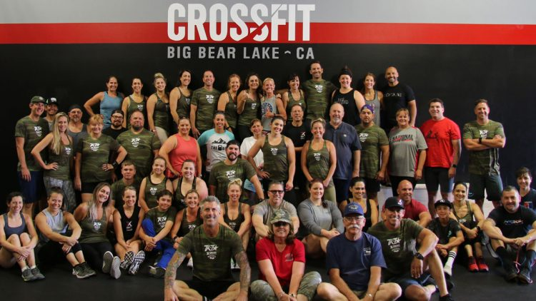 Big Bear's Best Fitness Center